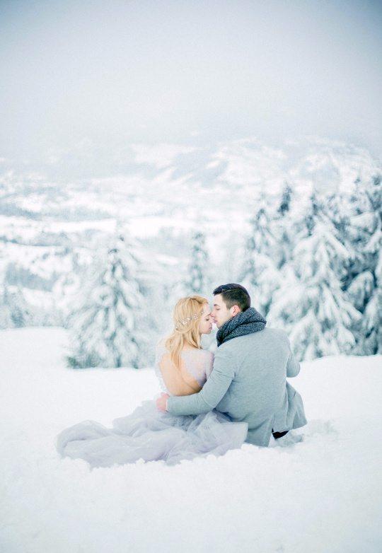 Фотосессия с любимым зимой андрей харьковский