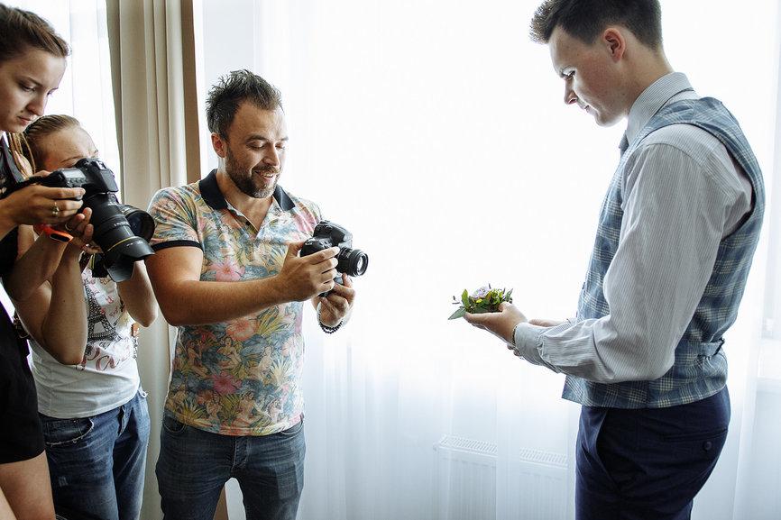 Курсы коммерческой фотографии