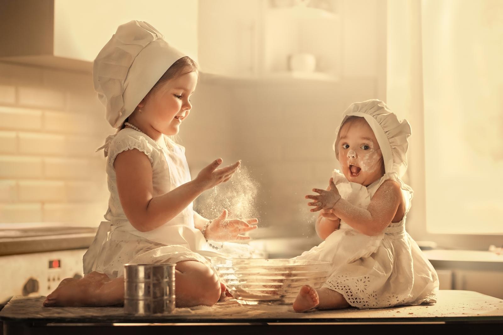 Как фотографировать детей в домашних условиях?