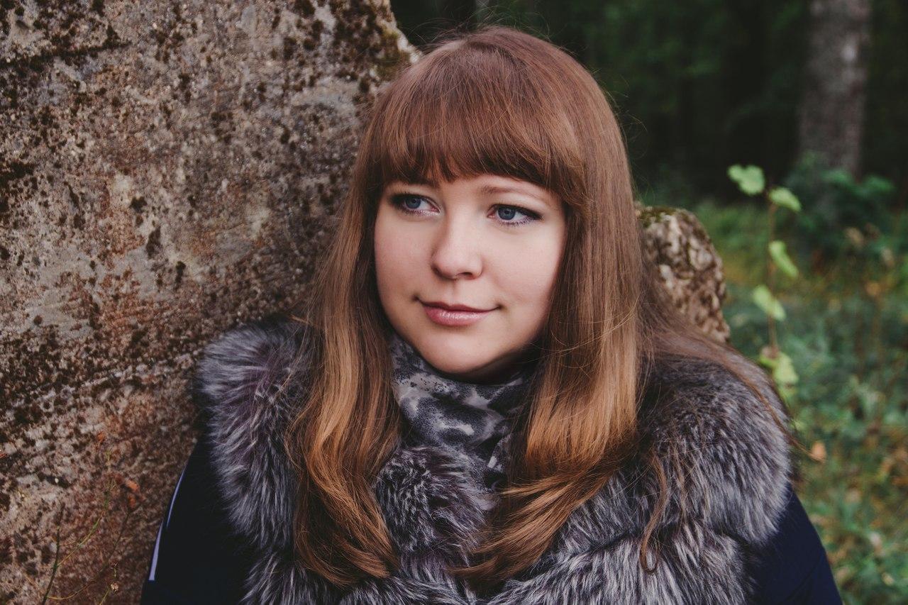 Анастасия Луцкая